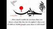 امام حسین و آقا ماشالله در کرمان