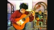 اجرای آهنگ Farruca توسط استاد ناصر رسا