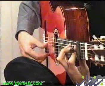 مورایتو/ آموزش گیتار فلامنکو/ فروشگاه بنواز