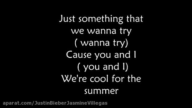 دمی لواتو - Cool For The Summer