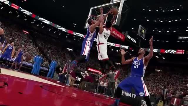 NBA 2K16 Presents: Momentous   PS4, PS3