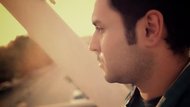 موزیک ویدیوی جدید حسین توکلی - تنها تو