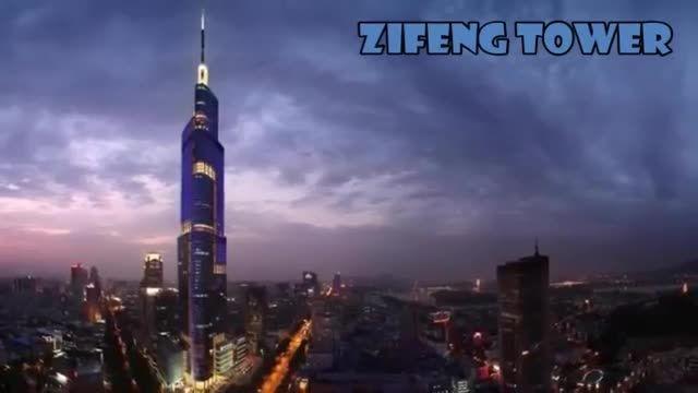 بلندترین ساختمان ها در جهان