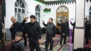 عزاداری عاشورای حسینی روستای قلعه جوق