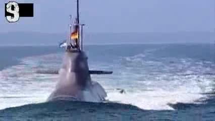 10 زیر دریایی برتر دنیا