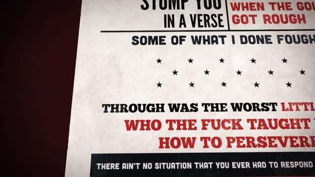 لیریکس ویدیوی Phenomenal امینم