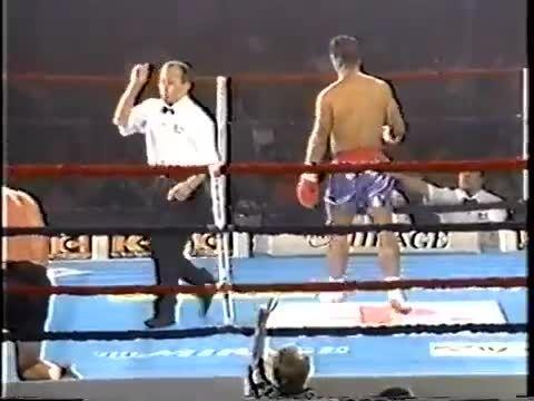 مبارزه اَندی هوگ و مایک لیبری 1998