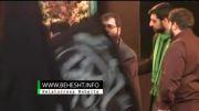 حاج حسین سیب سرخی حاج عبد الرضا هلالی بدرقه فاطمه فاطمیه 93