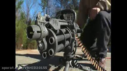 تا حالا اسلحه آتشی دیده بودید؟ این هم اسلحه آتشی.