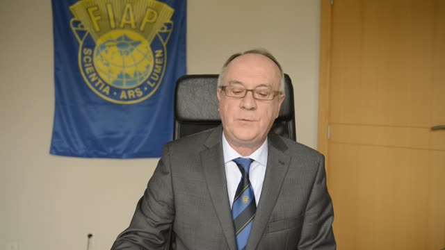 FIAP Vice President Message