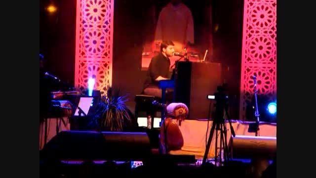 سامی یوسف- اجرای ترانه مروارید در کنسرت تطوان 2015