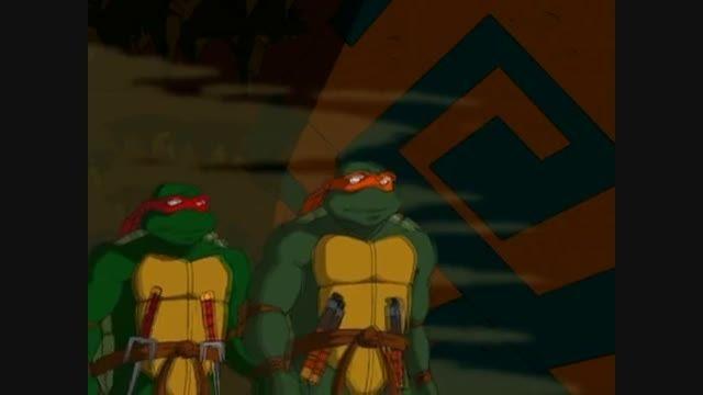 لاکپشت های نینجا 2003 فصل 1 قسمت 15 دوبله فارسی