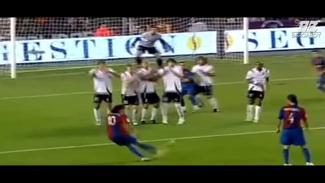 برترین ضربات ایستگاهی دنیای فوتبال توسط بهترین ها | HD