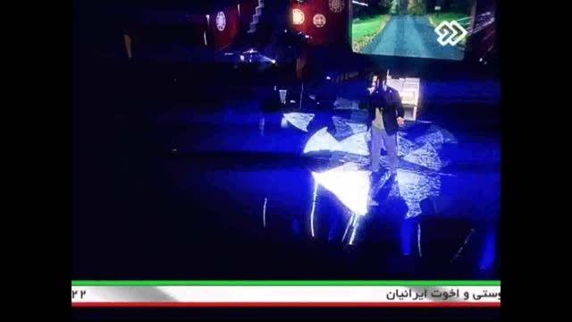 اجرای زنده دلت با منه از محمد علیزاده