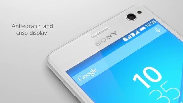 اکسپریا C4 گوشی مخصوص سلفی جدید سونی