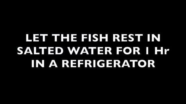 دستور پخت فیله ماهی برگر (مك دونالد)