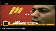 مصاحبه محمد پیوندی با بازیگران در شب پنجم برنامه سه ستاره