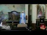 دوربین مخفی در کلیسا-