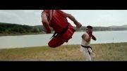 مبارزه فوق العاده زیبا از فیلم Street Fighter Assassins