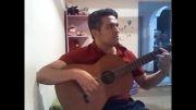 پدر خوانده-گیتار فلامنکو-هانی یعقوبیان