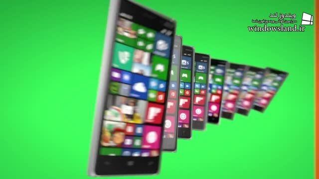 تیزر تبلیغاتی نوکیا لومیا 830 Nokia Lumia