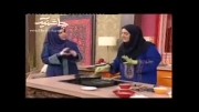 آموزش تهیه شیرینی مغزدار لبنانی