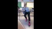 آخر خنده //ترسوندن دختر در کلاس درس...!