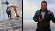 موزیک ویدئو جدید مهران آتش به نام با من قدم بزن