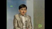 سخنرانی علی امینی نابغه قرآنی در روز دانشجو