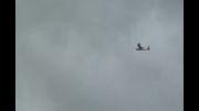 دومین پرواز گلایدر Easy Trainer 1280  (هواپیمای مدل کنترلی)