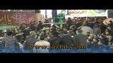 خروج هیئت حضرت اباالفضل علیه السلام از میدان تعزیه روستای نشلج - تاسوعا 1391