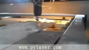 ماشین برش لیزر ( برش ورق فولادی )