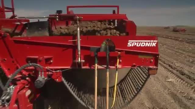 مدرن ترین ماشین آلات کشاورزی در جهان