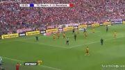 بایرن 2-0 بارسلونا/دوستانه جام الی هوینس آلیانز آرنا