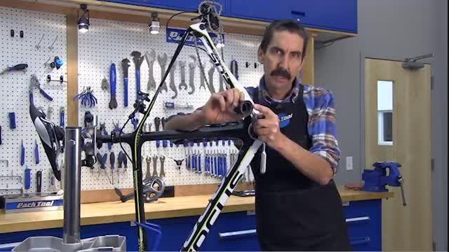 آموزش تعمیرات و نگهداری دوچرخه