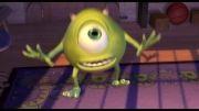 انیمیشن Monsters, Inc. 2001 | دوبله فارسی | پارت 01