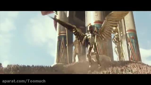 تریلر رسمی فیلم GODS OF EGYPT
