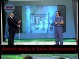 طب فیزیكی و توانبخشی و آرتروز زانو و تعویض مفصل زانو