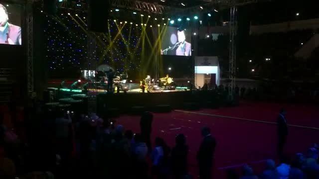 سامی یوسف-اجرای ترانه خراسان در کنسرت آنکارا2015