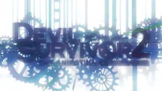 Devil Survivor 2 The Animation Opening