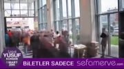 تیزر تبلیغاتی محل برگزاری کنسرت سامی یوسف در ترکیه-2014