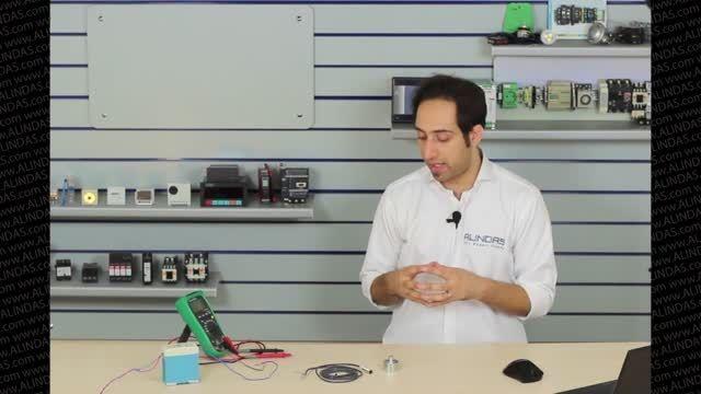 چگونگی استفاده از سنسور القایی حساس به فلز
