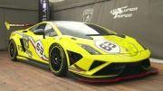 لامبورگینی گالاردو  LP570-4 Super Trofeo 2013