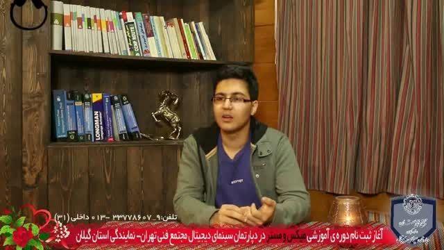 شماره ۱۹- بخش ۱: مصاحبه با احمدرضاملاپور قسمت 1/3