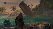 باگ بازی Assassins creed IV