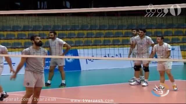 لوزانو چگونه سرمربی تیم ملی والیبال ایران شد
