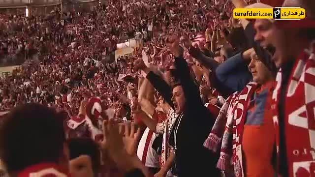 5 گل برتر تیم ملی لهستان در مرحله مقدماتی یورو 2016