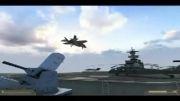 مانور خارق العاده جنگنده عمود پرواز F-35!!!!