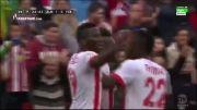گل های بازی آلمریا 1 - 2 بارسلونا