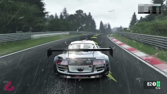 تریلر اختصاصی زومجی از گیم پلی بازی Project Cars